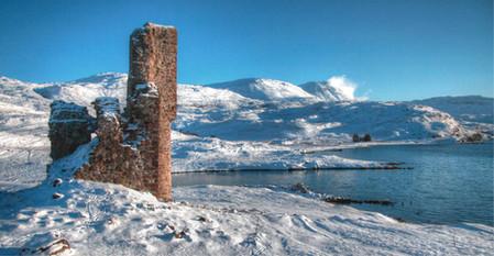Ardvreck castle. ref 2112