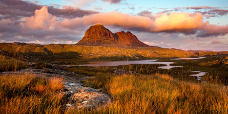 Suilven and Loch Fionn ref2159