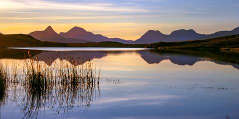 Loch a' Chaoruinn ref 2153