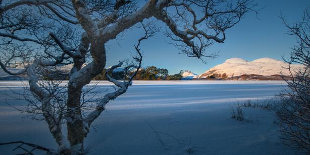 Loch Col Drommanan ref 2114