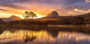 Loch Druim Suardalain ref 2142
