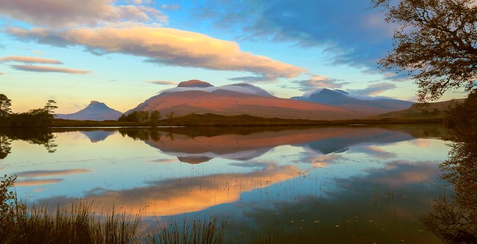 Loch Col Drommanan ref 2115