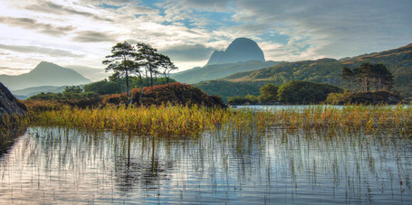 Loch Druim Suardalain ref 2133