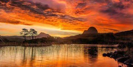 Loch Druim Suardalain ref 2102