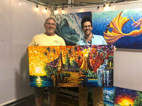 Summer in the Studio and ArtFest Midwest