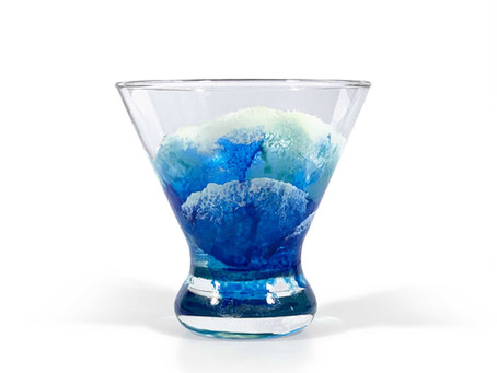 Let Our New Nautilus Glassware Inspire Your Ocean Adventures