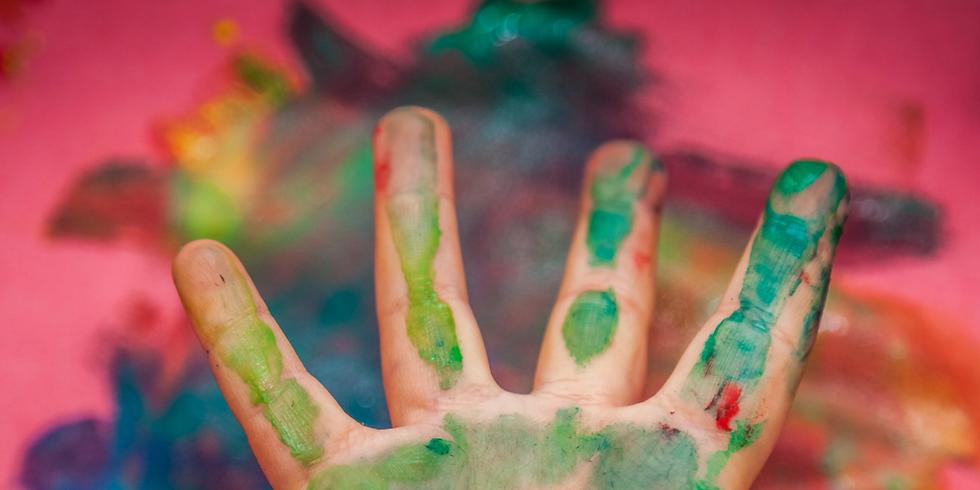 Les mains dans la couleur 4-7 ans