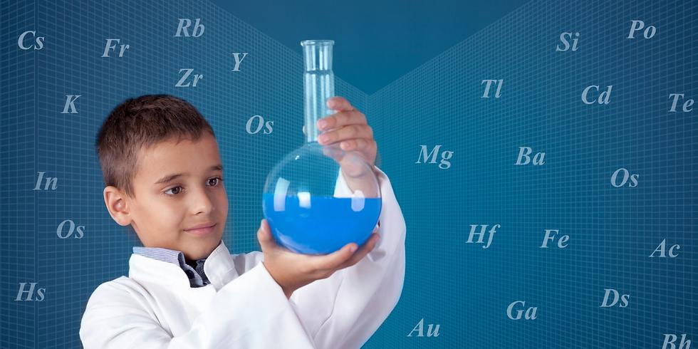 Deviens un petit chimiste !