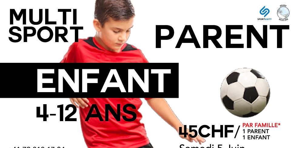 Multisport parents enfants