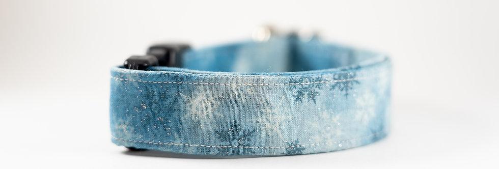 RTS: Snowflake Glitter Collar