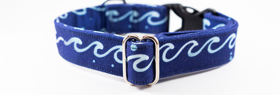 RTS Blue Seas Eco Canvas Collar