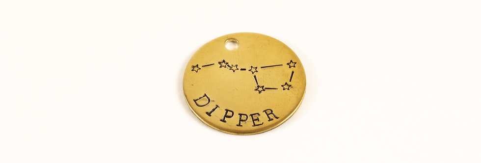 Dipper Dog Tag