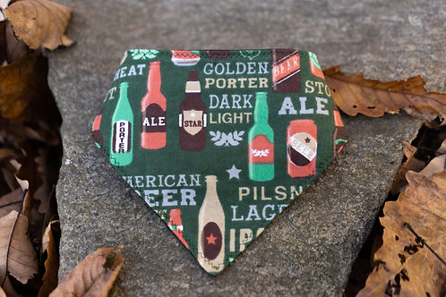 RTS Small Beer Bandana