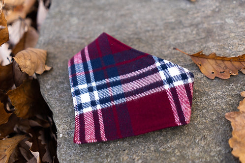 RTS Small Cranberry Bandana