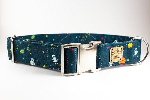 Astronaut Eco Canvas Collar