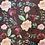 Thumbnail: Maroon Rose Canvas collar