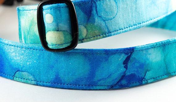 Watercolor Series: Aquamarine