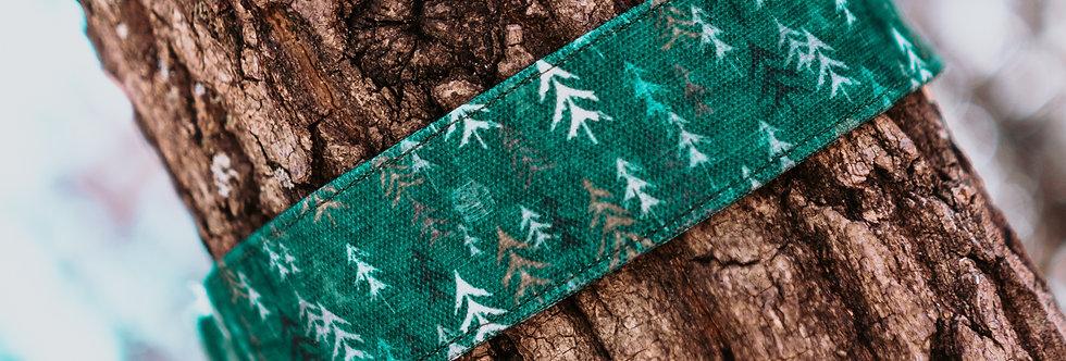 Evergreen Eco Canvas Collar