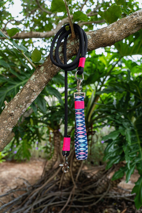 Skyline Leash // Climbing Rope Dog Leash