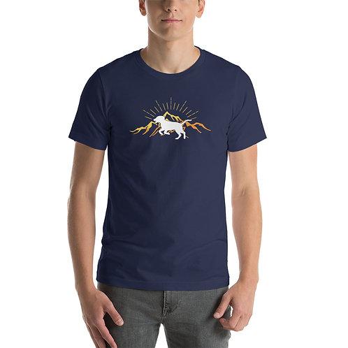 Sunrise Ethos Logo Unisex Short Sleeve Shirt