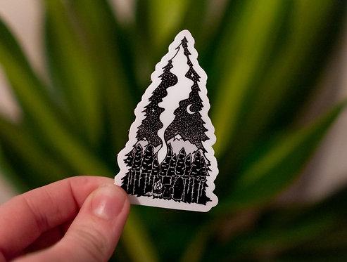 Adventure Buddies Sticker