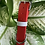 "Thumbnail: Red 1"" Adventure Series Biothane Collar"