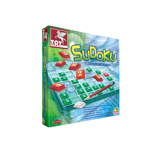 Sudoku puzzle game for kids ages 3 and above