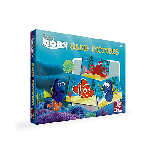 Finding Dory - Sand Pictures craft toys for kids ages 3 and above