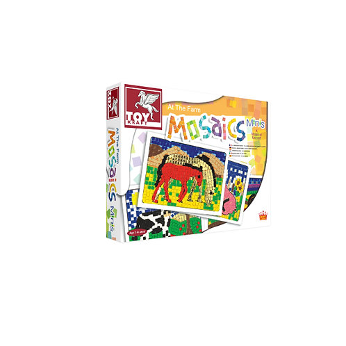 Make Mosaics toys for kids ages 5 and above