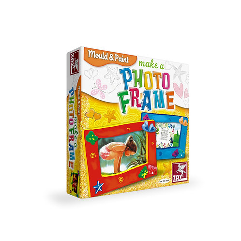 Make A Photoframe mould and paint craft toys for kids ages 5 and above