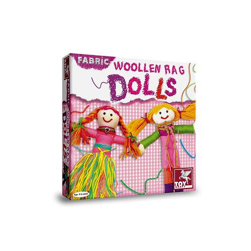 Woollen Rag Doll