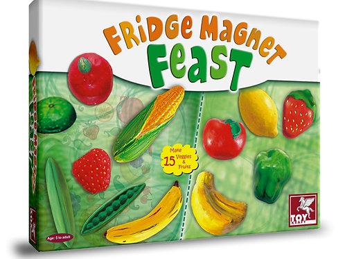 Make your own fruit magnet