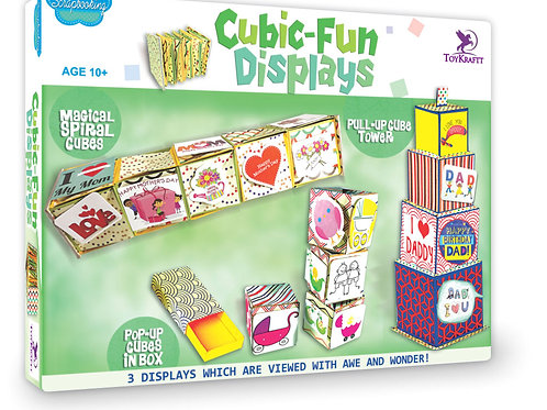Cubic Fun Displays