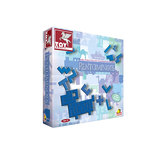PENTOMINOES toys for kids ages 7 and above