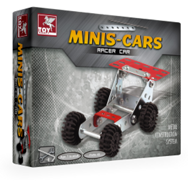 MINI - CARS RACER CAR
