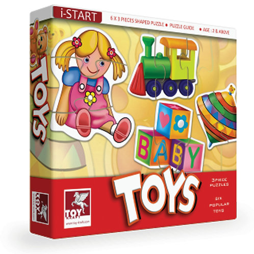 Puzzle toys for kids ages 3 and above