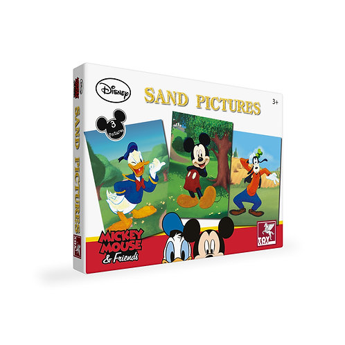 Disney - Micky Mouse & Friends Sand Pictures