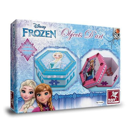 Disney Frozen - Object D'Art Boxes