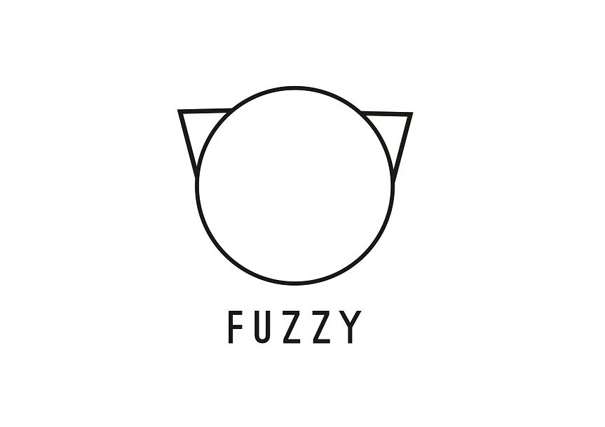 логотип заказать логотип fuzzy kolegrafika айдентика