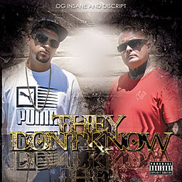 CDBABY DIGITAL RELEASE THEY DONT KNOW.jp