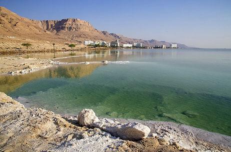 Dead Sea and Ein Bokek, Mer morte et Ein Bokek
