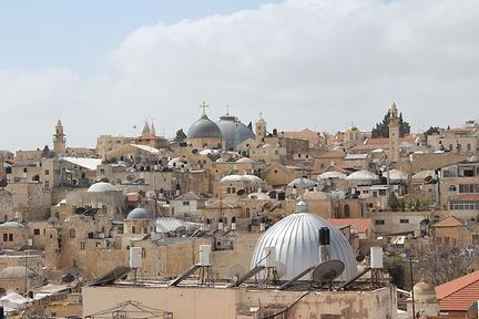 Rooftops of Jerusalem