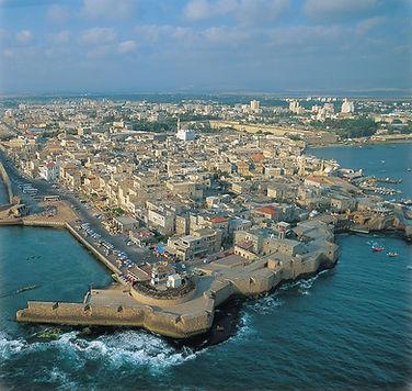 Akko-Acre-St Jean d'Acre