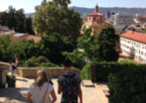 Walk & Eat tour in Poble Sec Barcelona