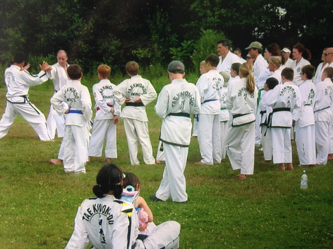 Summer Camp, MA, mid 2000's