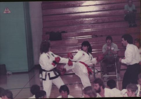 Ms. G, Circa 1985