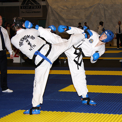 Junior Black Belt Division