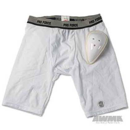 Compression Shorts w Cup (Retail $40/Our Price $25)