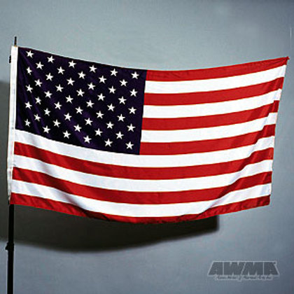 "36x60"" American Flag (Retail $16/Our Price $9)"