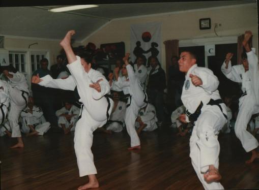 3rd Dan test, MA, 1997